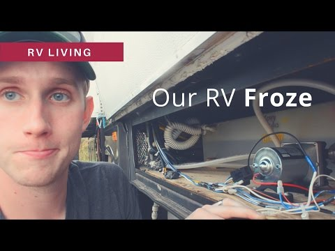 RV Living | How to Fix a Leaky RV Water Pump | Installing A Check Valve