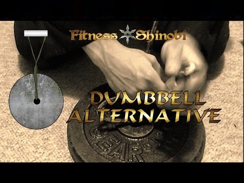 How To Make An Awesome Dumbbell Alternative Training Tool