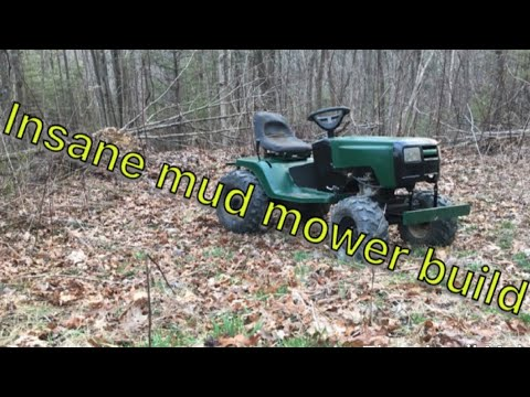 Off road lawnmower build pt. 4 ITS DONE!
