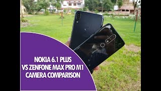Nokia 61 Plus Vs ASUS Zenfone Max Pro M