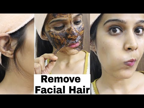 *NEW* Permanent FACIAL HAIR REMOVAL AT HOME | Super Style Tips
