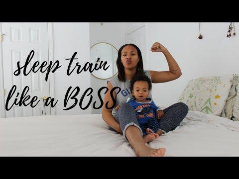 How To Sleep Train Like A Boss | Sleep Training My Breastfed Toddler | Gentle Approach