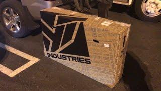 CJ's New Bike | 2016 YT Capra CF Pro