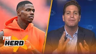 Peter Schrager joins Colin to talk Josh Gordon trade, Fitzmagic and Patrick Mahomes | NFL | THE HERD