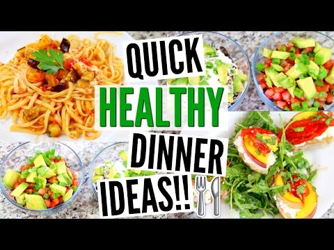 3 Quick & Easy Dinner Ideas | Vegetarian & Vegan Friendly!!