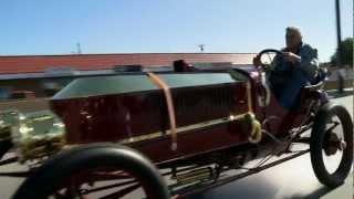 1906 Stanley Steamer Vanderbilt Cup Racer - Jay Leno