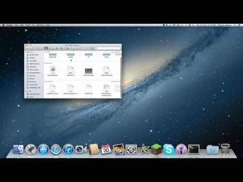 Port Forwarding on virgin media Mac/PC NEW TUTORIAL http://www.youtube.com/watch?v=X2g86OshXzI