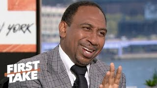 Stephen A. thanks the Cowboys for never letting him down   First Take