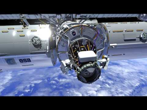 NASA Holds Expedition 42 Space Walk Briefing from Johnson Space Center in Houston
