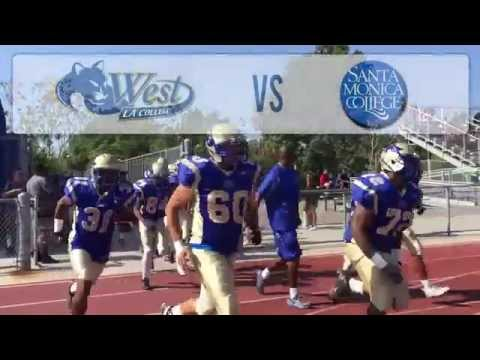 WLAC vs SMC Football 10.17.2015