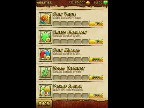 Temple Run 2 - Get Unlimited Gems and Coins