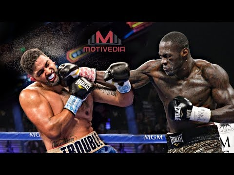 Xxx Mp4 5 Times Deontay Wilder SHOCKED The Boxing World 3gp Sex