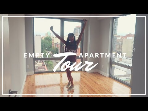 MOVING TO NYC #2 EMPTY APARTMENT TOUR