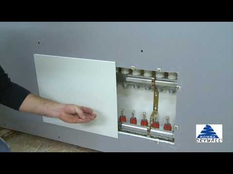 EASY MAG Magnetic access panel door