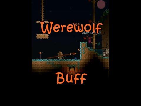 Terraria   Werewolf Buff!