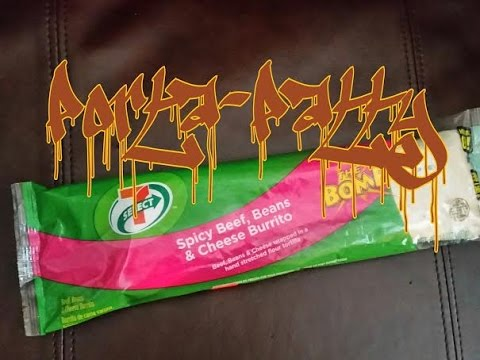 Porta-Patty - 7-Eleven The Bomb Spicy Beef Burrito