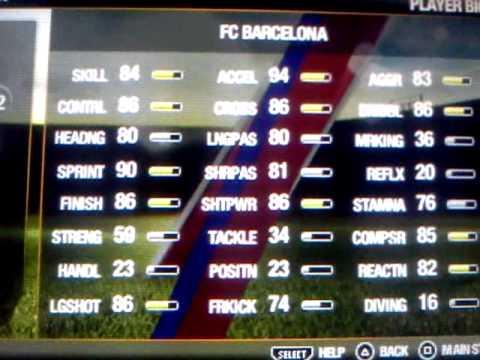 [FIFA 12 PSP] Recommendation: Vieirinha