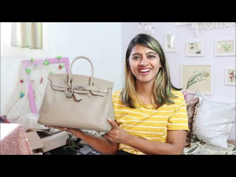 What's in my Bag _ || Indian Beauty Blogger SuperWowStyle