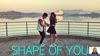 Shape of you Dance Choreography | Gaurav N Chandni | Ed Sheeran