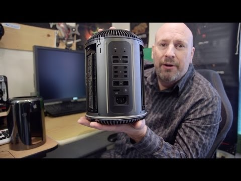 New Mac Pro: How Upgradeable is it? (Late 2013 Hands On)