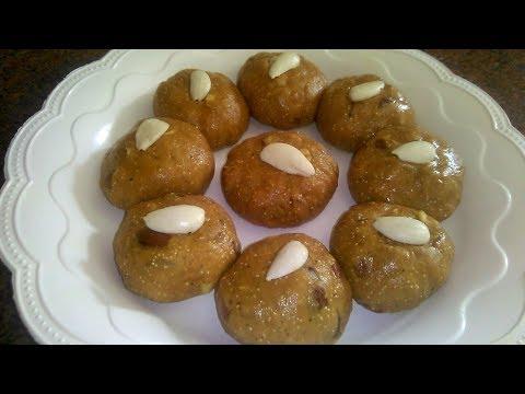 Besan ki Pinni Recipe In hindi/Punjabi besan ki pinni