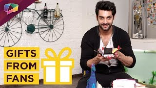 Karan Wahi Receives Gifts From His Fans | Birthday Gifts