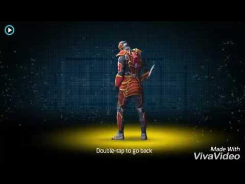 RED DRAGON ARMOR IN GANGSTAR VEGAS || GANGSTAR 4