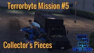 GTA 5 After Hours | Terrorbyte Mission 5 Collector