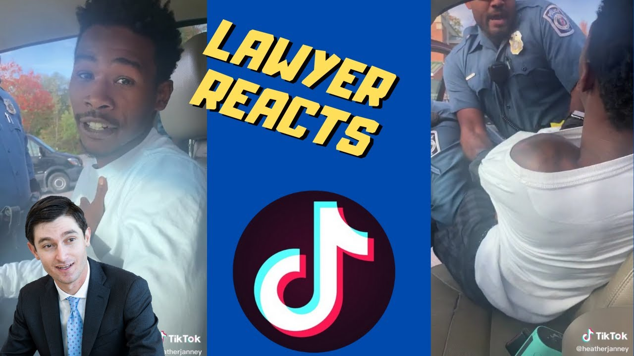 Police acting illegally? | Lawyer Reacts