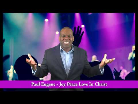 The Joy and Peace of Christ