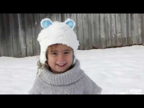 How to Make a Faux Fur Hat for Kids