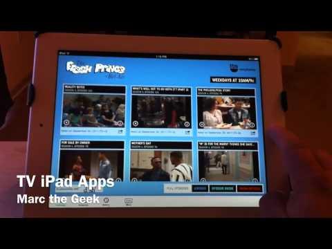 TV IPad Apps