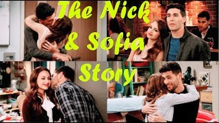 The Sofia & Nick Story from Young and Hungry