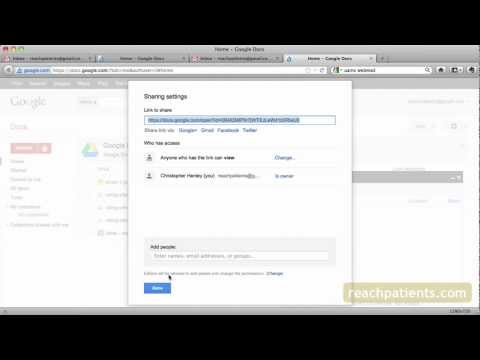 How To Upload And Share Large Files To Google Docs And Google Drive