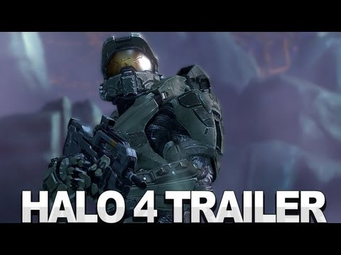 Halo 4 Trailer! - Microsoft E3 2012 Press Conference