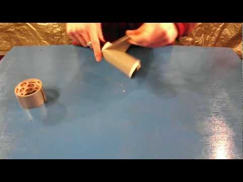 How to make a Duct Tape Lint Roller.