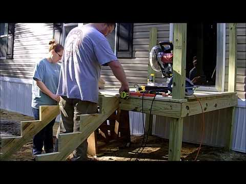 Building A Front Porch