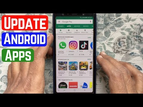How To Update Apps on Android (2019)