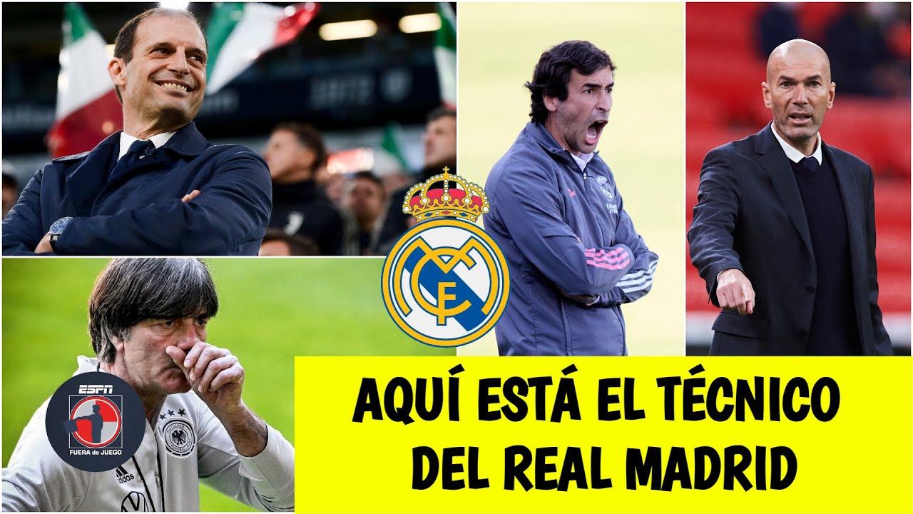 REAL MADRID ¿Última semana de Zinedine Zidane? Suenan Allegri, Raúl y Joachim Low | Fuera de Juego