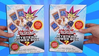 Download Opening 2 Yu-Gi-Oh Mystery Mega Power Boxes! Video