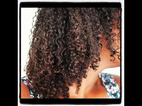 Tame Your Frizzy Curly Hair