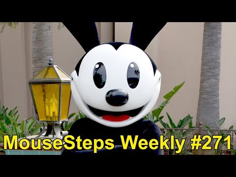 MouseSteps Weekly #271 Disneyland Characters; 1900 Park Fare; LEGOLAND Beach Retreat, Disney Springs