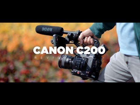 Canon C200 Review! - Teil 1: Allgemeines, Handling & Features