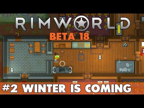 WINTER IS COMING! #2 - Thick Swamp Biome Base - Rimworld BETA 18