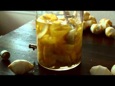 How to make delicious limoncello at home