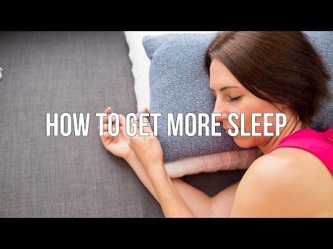 How to Get More Sleep + Tips for New Moms