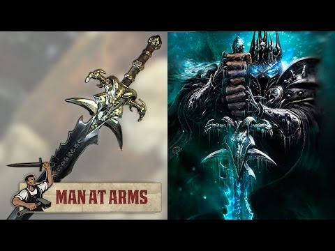 The Lich King's Frostmourne (World of Warcraft) - MAN AT ARMS