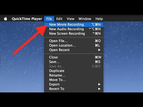 How to record screen,video and audio at the same time on mac