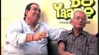 """""""Jaane Bhi Do Yaaro was to be Anupam Kher"""
