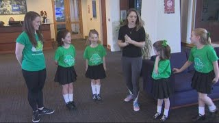 Download Learning to dance with the Oregon Irish Dance Academy Video